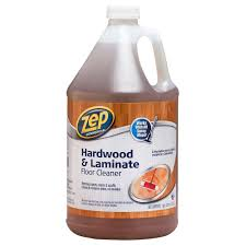 Hardwood and Laminate Floor Cleaner-ZUHLF128 - The Home Depot