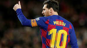 ميسي: قررت البقاء في برشلونة ولن أذهب إلى المحكمة ضده لأنه النادي الذي أحبه