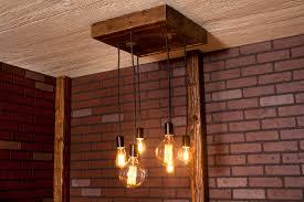lighting wood. R-1818-6. ;  Lighting Wood
