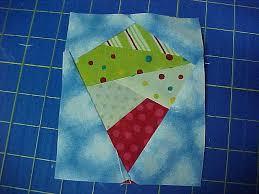 71 best Kite quilt blocks images on Pinterest | Baby blankets ... & more inspiring kite quilts Adamdwight.com