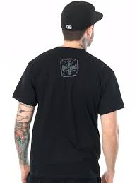 west coast choppers solid black parts and service t shirt ebay