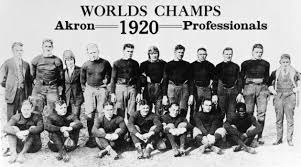「1920, american football team AFPA established」の画像検索結果