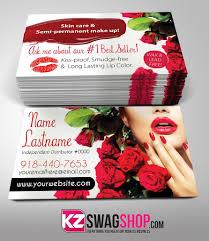 Senegence Business Cards Style 1 Kz Swag Shop