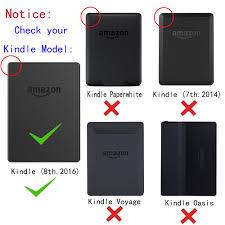 Denim <b>Black</b> Dadanism Case Fits <b>All</b>-<b>New Kindle</b> 10th Generation ...