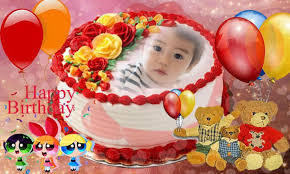 Birthday Cake Photo Frame Collage Editor For Android Apk Download