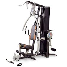 marcy 500 platinum home multi gym with thigh trainer review