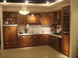 Wooden Kitchen Wood Kitchen Cabinets Gray Kitchen With Lillian Laminate Cabinets