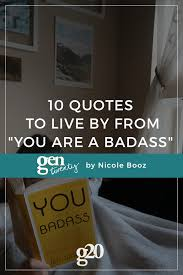 Jen Sincero Quotes Inspiration 48 Quotes To Live By From You Are A Badass By Jen Sincero