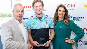 Inspirational Harlequins Coach Claims Top Prize At The Premiership