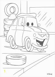 cars 2 coloring pages francesco.  Coloring Cars Car In The Garage Coloring Page DISNEY Coloring Pages To 2 Pages Francesco I