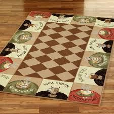 photo 4 of 8 coffee themed kitchen rugs idea 4 coffee kitchen decor