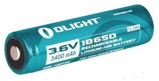 <b>Аккумулятор OLIGHT</b> 18650 3,7 В 3400 MAH | Экипировочный ...