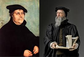 Martin Luther Vs John Calvin Venn Diagram John Calvin Vs Martin Luther Similarities And Differences