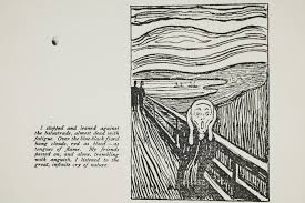 Edvard Munchs Writings The English Edition Translations Mm Ut