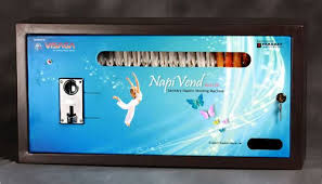 Sanitary Napkin Vending Machine Price In India
