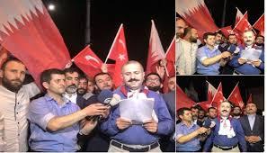 katar eyleminde  bahreyn bayrak ile ilgili görsel sonucu