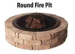 pavestone fire pit calculator