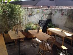 Outdoor Seating East London