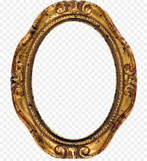 antique oval mirror frame. Picture Frame Stock Photography Oval Antique - European Mirror V