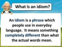 idioms powerpoint lesson figurative language by teachers unleashed idioms powerpoint lesson figurative language