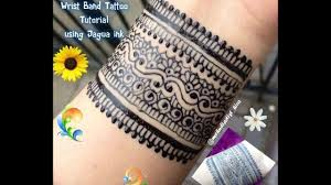 Henna Wrist Designs 15 Simple Henna Tattoo Designs To Show Off In Warm Weather