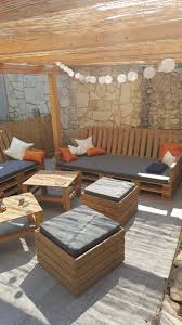 Patio From Pallets 116 Best Pallet Sofa Images On Pinterest Pallet Ideas Pallet