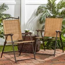 aluminum sling patio furniture. Greendale Home Fashion Outdoor Sling Back Chairs, Set Of 2 Aluminum Patio Furniture