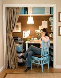 office in closet. Closet Office \u2013 More Than Rubies In T