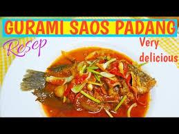 We did not find results for: Resep Gurami Saos Padang Padang Fish Sauce Recipe Indonesian Style Youtube