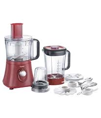 Prestige Kitchen Appliances Prestige Ace Food Processor Brown Price In India Buy Prestige