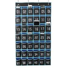 Cell Phone Pocket Chart Misslo Pocket Chart For Cell Phones 42 Numbered Classroom