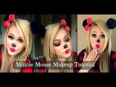 minnie mouse makeup tutorial you
