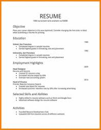 How To Create A Resume Cool How To Create Resume Sample Student Top Templates Make In Pdf Format