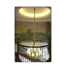 chandelier chain cover elier chain cord cover and elegant silk covers for eliers lamps with stairs chandelier chain cover