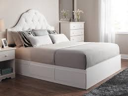 bed room furniture images. Bed With Tufted Headboard Bed Room Furniture Images