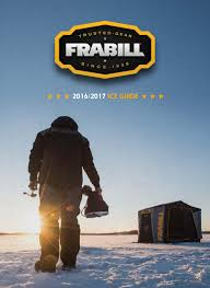 Frabill I3 Size Chart 2016 2017 Frabill Ice Guide By Planosynergy Issuu