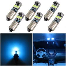 Amazon Car Lights Amazon Com Wljh Super Bright Ice Blue Car Lighting 400lm