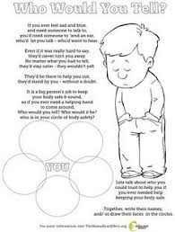 Small Picture You Are the Boss Of Your Body Free downloadable coloring page to