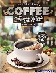Cafe Flyer Template - Kleo.beachfix.co
