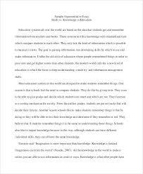 Sample Of Argumentative Essay Example Examples Of Good Argumentative