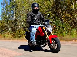 Honda Grom World S Smallest Hooligan Bike Canada Moto Guide