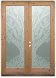 oak tree ii double entry doors