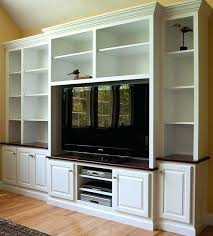 custom cabinets tv. Wonderful Cabinets Cool Custom Tv Cabinets Excellent Built In For  Flat Screen  To Custom Cabinets Tv L