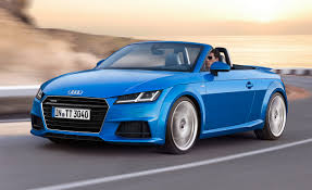 2016 Audi TT Roadster Official Photos and Info | News | Car and Driver