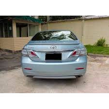 2007 TO 2011 TOYOTA CAMRY THAILAND MODEL TRUNK SPOILER ONLY ONE ...