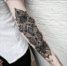Pattern Tattoos Amazing 48 Cool Forearm Tattoo Designs For Boys Girls