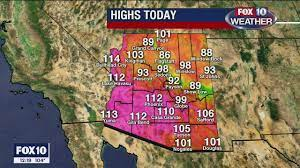 Excessive Heat Warning issued for 9 ...