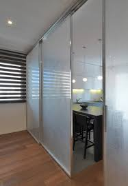 Glass Sliding Walls Italian Maze House With Geometric Exterior Sliding Interior Walls