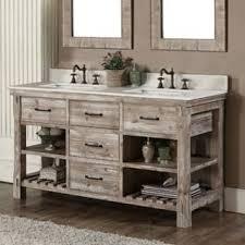 Rustic Bathroom Vanities Vanity Cabinets For Less Overstock