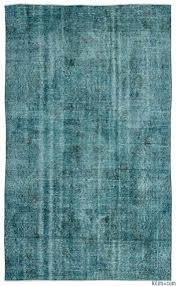 ideas blue overdyed rug and turquoise over dyed vintage rug 33 overdyed blue wool rug